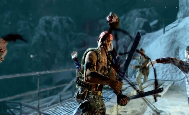 black ops escalation zombies map. This new zombie map has