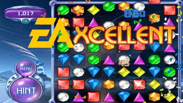 Bejeweled - now with more vowels