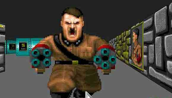 FARK.com: (6882661) We used 3D movies to kill Hitler.