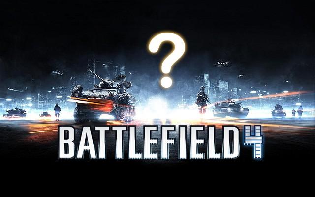 Battlefield 4?