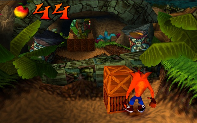 Crash Bandicoot - Jungle