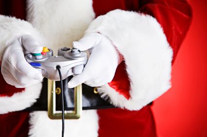 video-game-santa