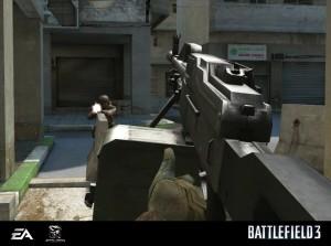 Battlefield 3 iOS Screen 1