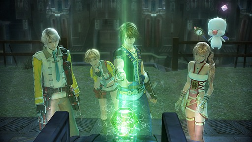 FinalFantasyXIII2Demo