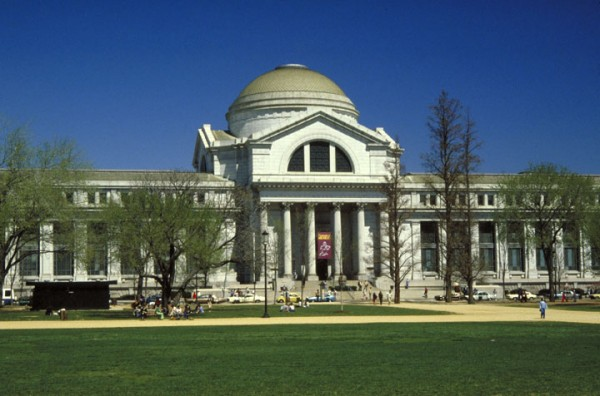 The Smithsonian museum 8