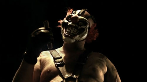 Twisted metal getting ghost writer gotgame - Sweet tooth wallpaper twisted metal ...