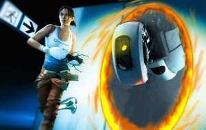 """Valve's """"Portal 2"""" picked up three awards for Best Audio, Narrative, and Game Design."""