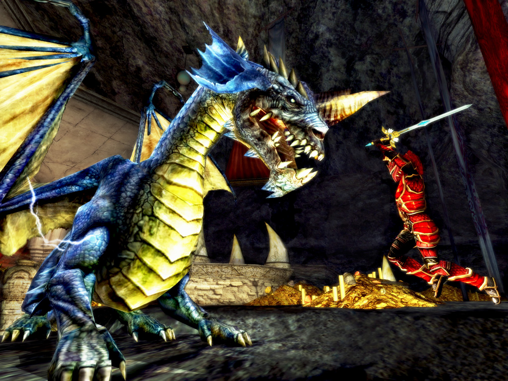 Dungeons And Dragons Online 3 Gotgame