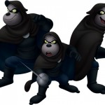 Kingdom Hearts 3D Beagle Boys