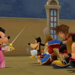 Kingdom Hearts 3D The Country of Musketeers 2