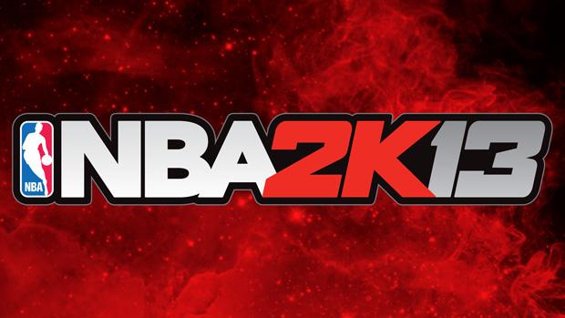 NBA 2K13 logo