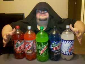 Wizard of the Sodas