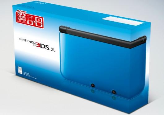 Nintendo 3DS XL 3dsxlbox