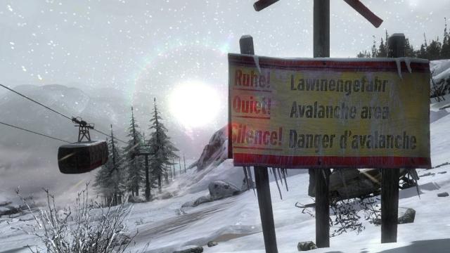 007 Legends:  On Her Majesty's Secret Service - Alpine