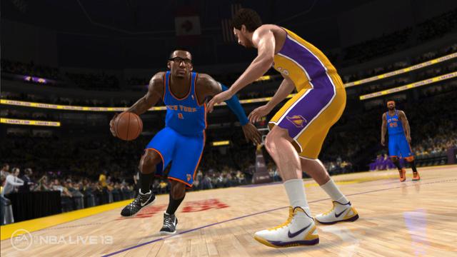 Amare NBA Live 13