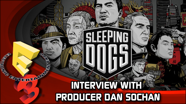 E3 2012 SleepingDogs