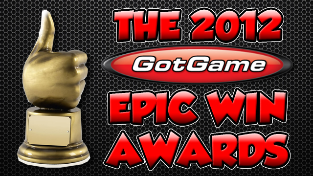 Epic Win Awards Slider