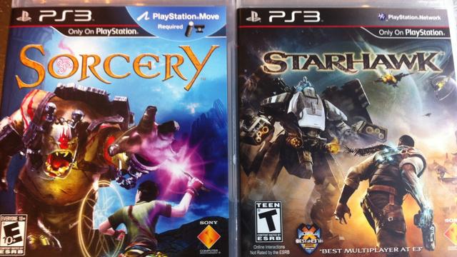PS3 Soundtracks