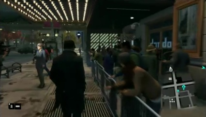 Watch Dogs E3