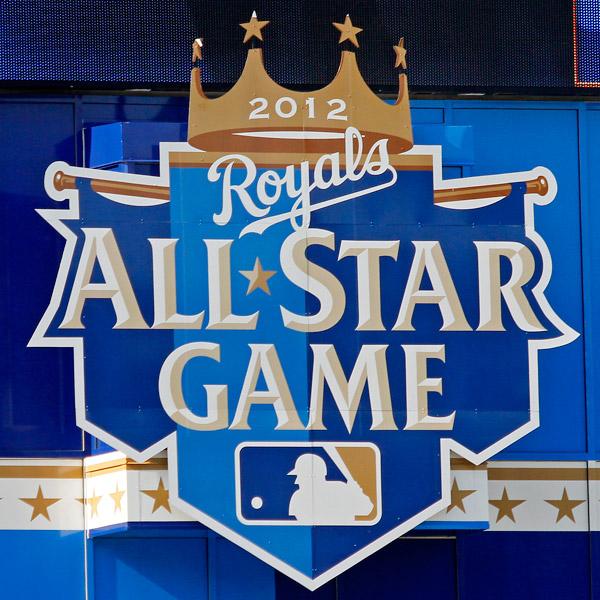 2012 All Star Game Logo
