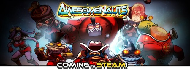 Awesomenauts Steam