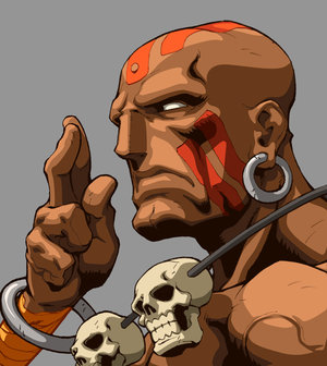 Character_Select_Dhalsim_by_UdonCrew