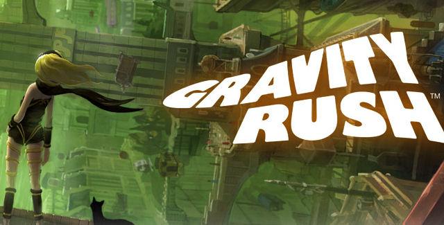 GravityRushLogo
