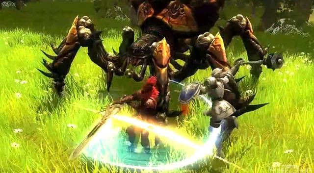 RaiderZ-MMORPG