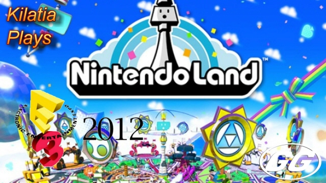 e3 2012 Killatia plays Nintendo Land