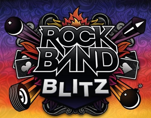 Rock Band Blitz Pic