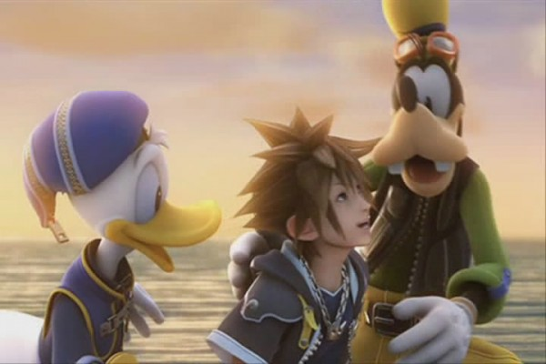 Kingdom Hearts 2 Pic