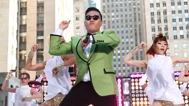 Psy Gangam Style