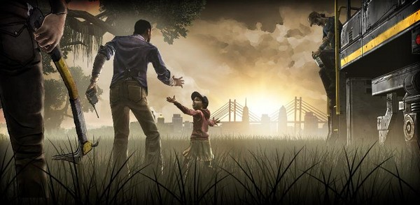 Walking Dead Episode 4 Pic