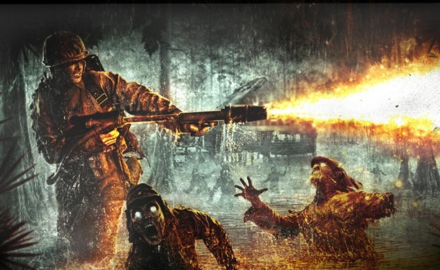 Call of Duty - Zombies Flamethrower