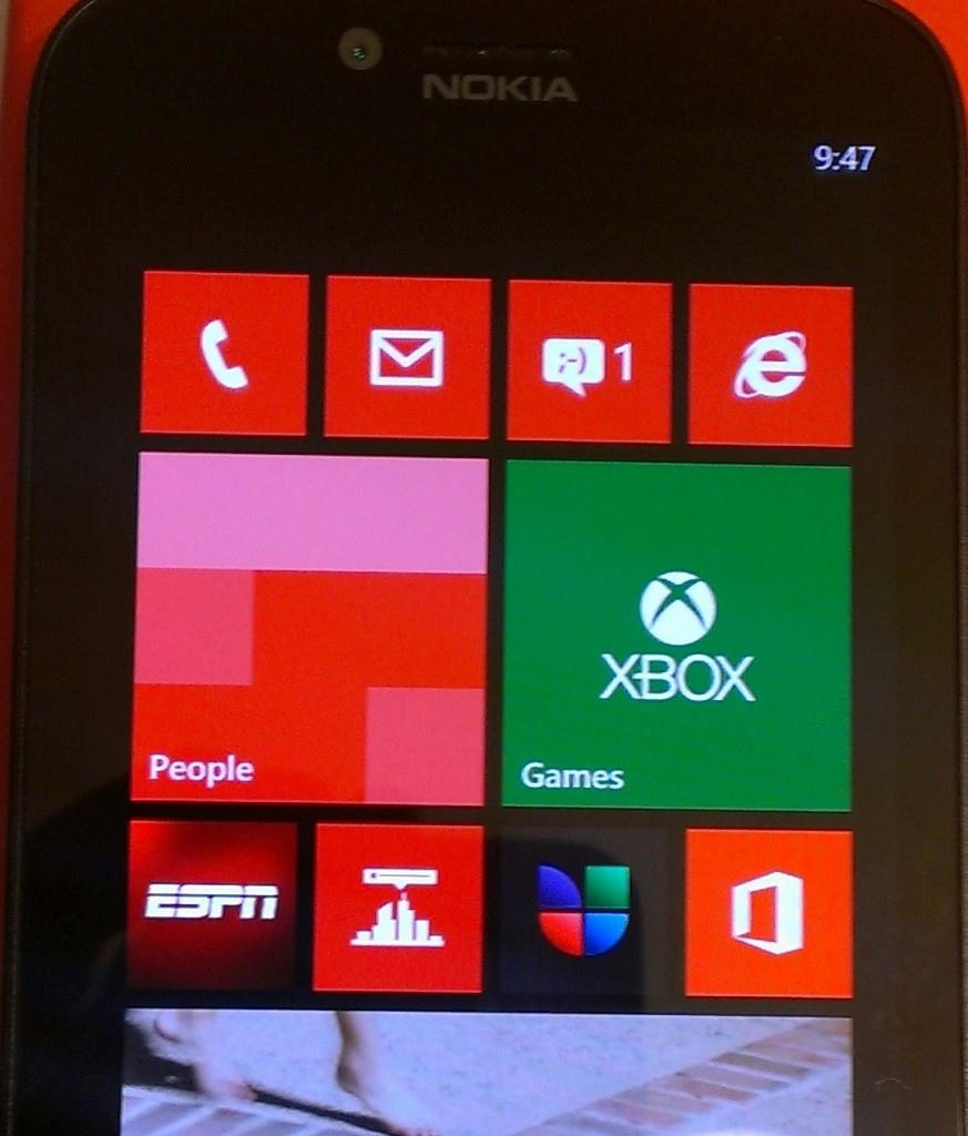 Xbox Live is integrated beautifully into Windows Phone 8.