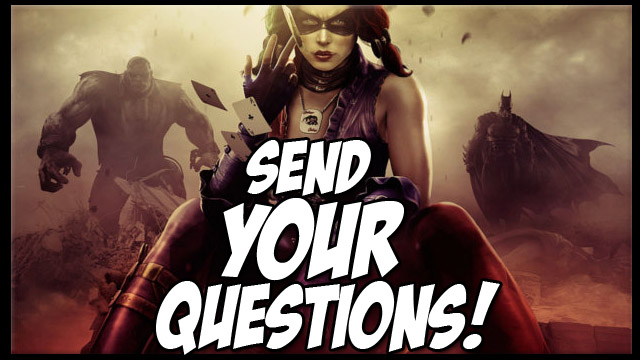 Injustice Gods Among Us QA
