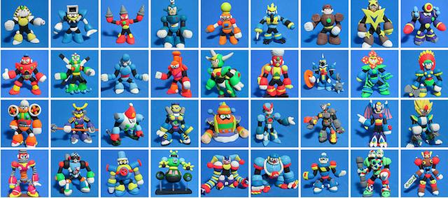 MegaMan-clayrobots