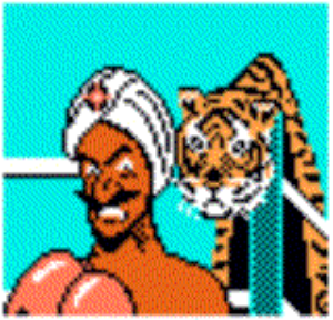 Great tiger gotgame for What is a punch out list