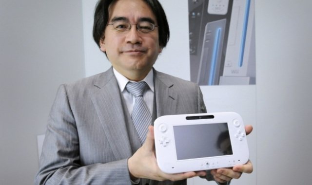 Buy Wii U games or I'll be sad