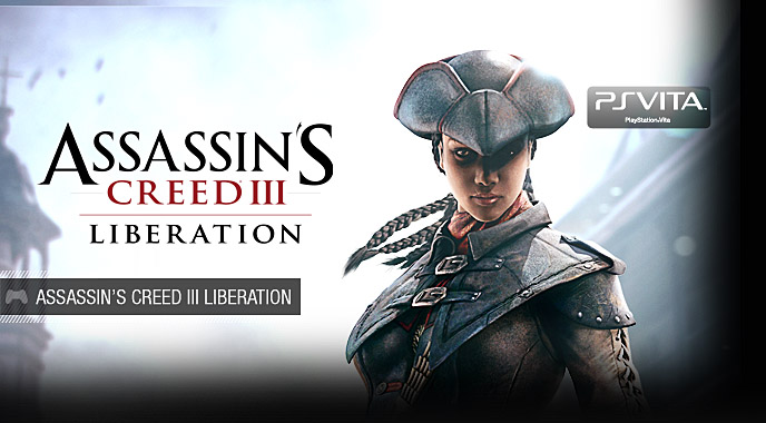 Assassins Creed 3 Liberation