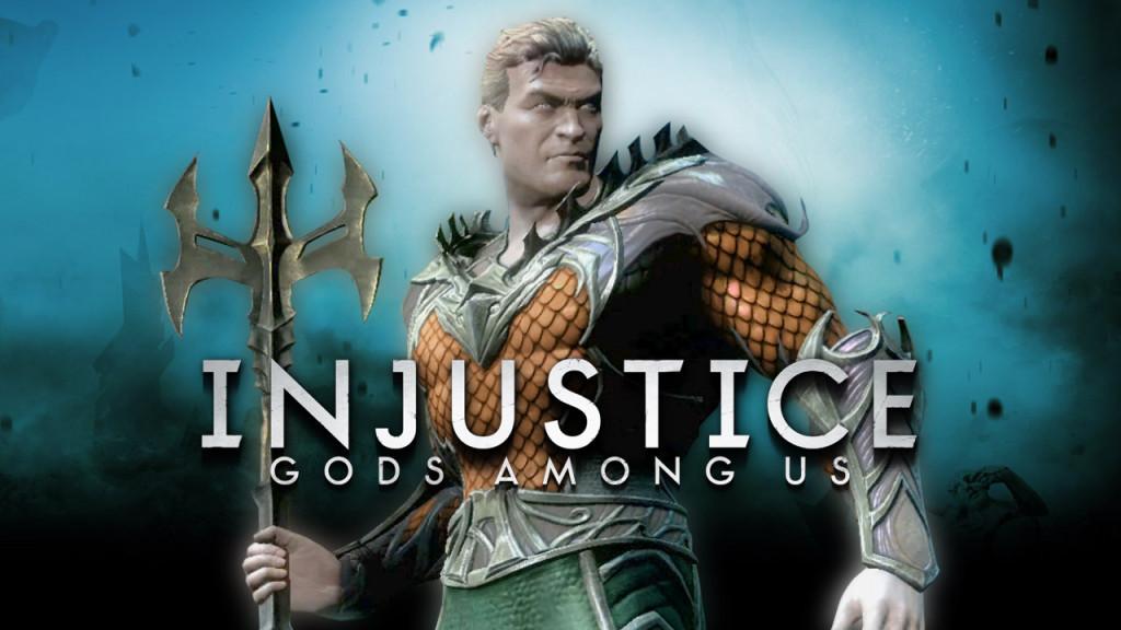 InjusticeAquaman