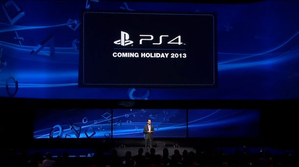 PS4 Holiday Release