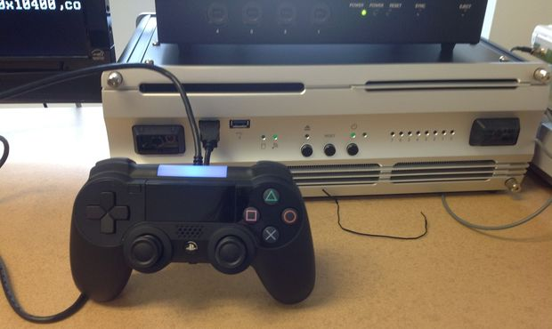 PS4Controller-Dev
