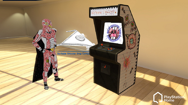 Playstation Home Arcade App Launches On Playstation Vita Gotgame