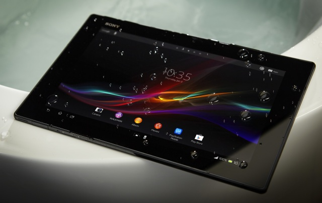Xperia_Tablet_Z_Water