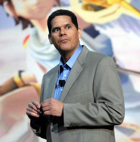 Reggie glare