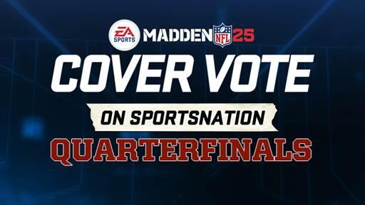Madden 13 Cover Vote Pic