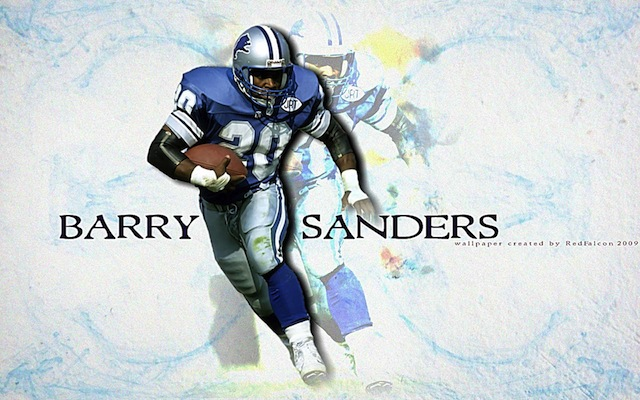 barry sanders is named cover star for madden 25 gotgame
