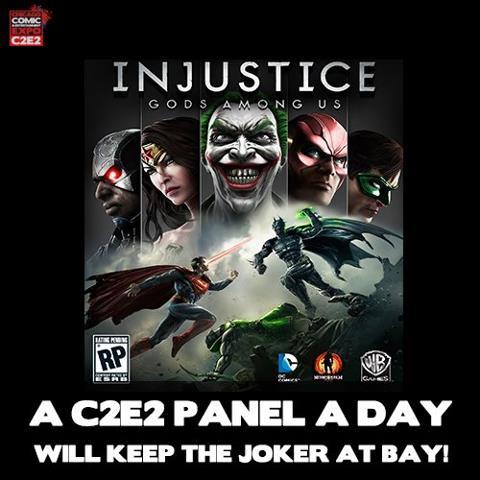 Injustice C2E2