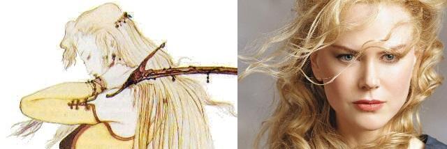 Celes Chere - Nicole Kidman